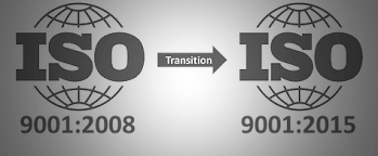 Transição ISO 9001-2008 para ISO 9001-2015